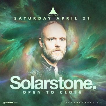 Solarstone - Open to Close: Main Image