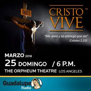 CRISTO VIVE FUNCION 6:00PM: Main Image