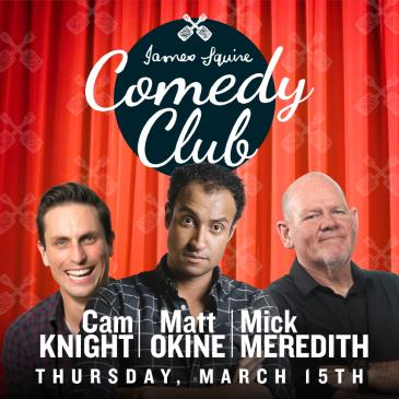 JAMES SQUIRE COMEDY CLUB-img