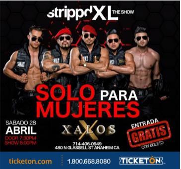 Show Solo Para Mujeres! Gratis!: Main Image