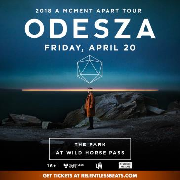 ODESZA: A Moment Apart Tour: Main Image