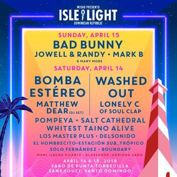Isle of Light 2018: Main Image