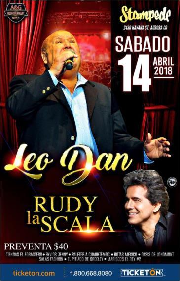 LEO DAN Y RUDY LA SCALA: Main Image