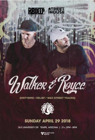 Walker & Royce: Main Image