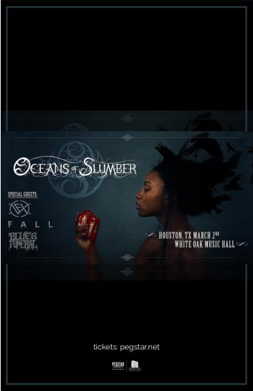 Oceans of Slumber Record Release, Vex, Fall, Blues Funeral: Main Image