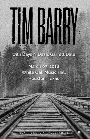Tim Barry, Garrett Dale, Dayz N Daze: Main Image