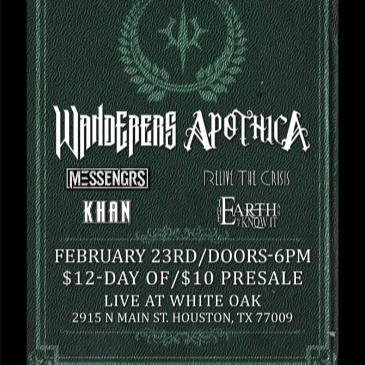Wanderers, Lost in Separation, Apothica, Relive the Crisis-img
