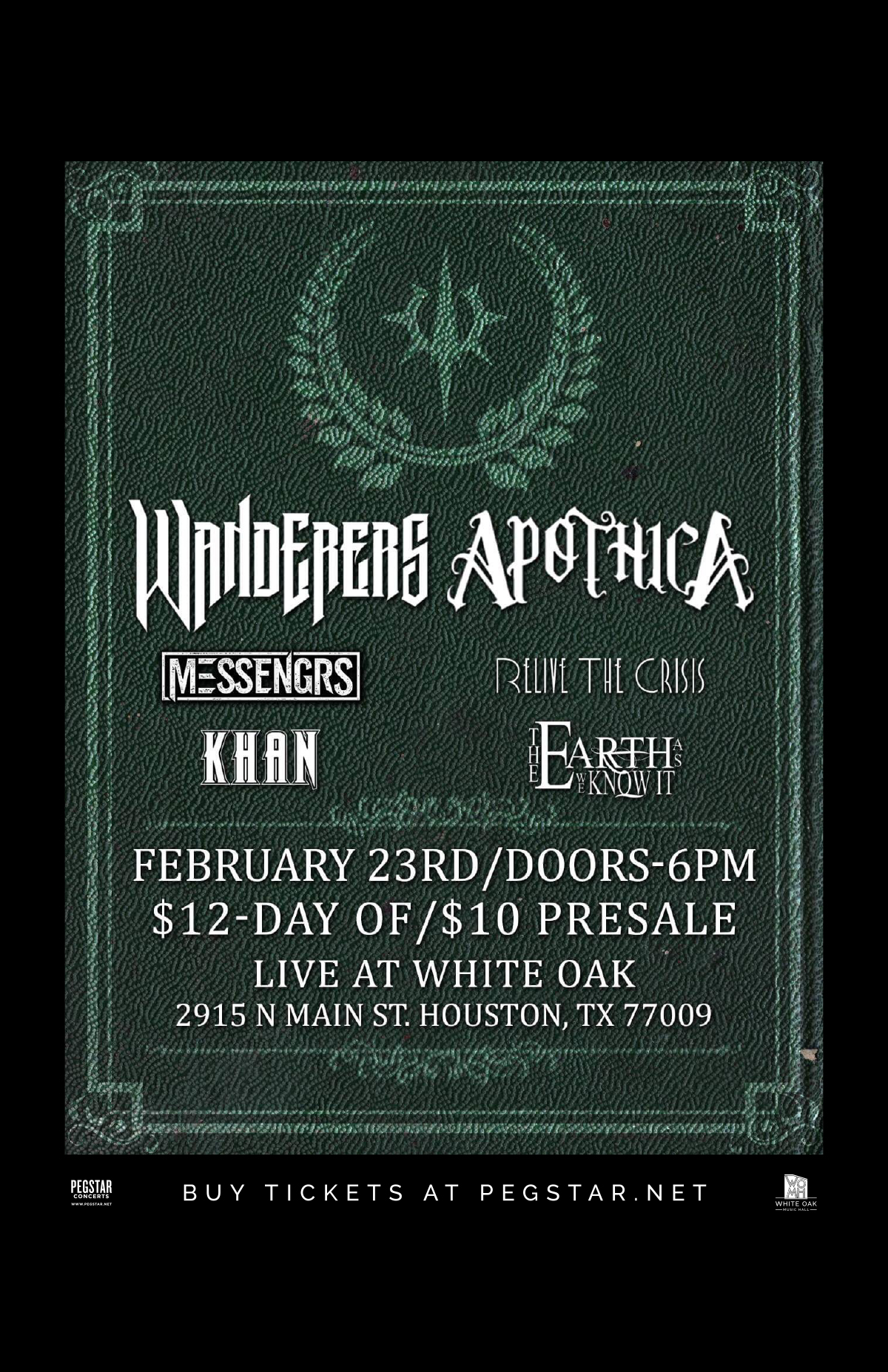 Wanderers, Lost in Separation, Apothica, Relive the Crisis
