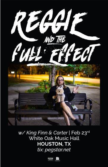 Reggie and the Full Effect, King Finn, Carter: Main Image