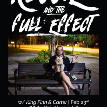 Reggie and the Full Effect, King Finn, Carter-img