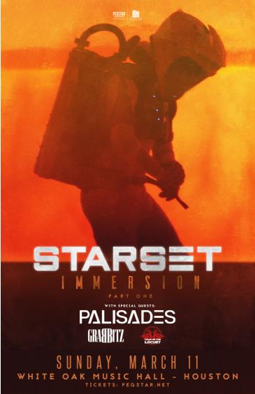 Starset - IMMERSION: Part 1, Palisades, Grabbitz: Main Image