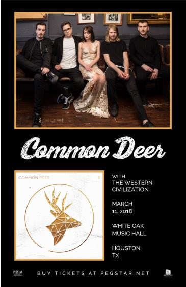 Common Deer, The Western Civilization: Main Image