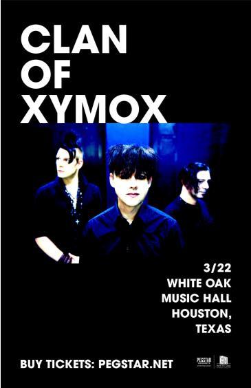 Clan Of Xymox, Decoded Feedback, Curse Mackey: Main Image
