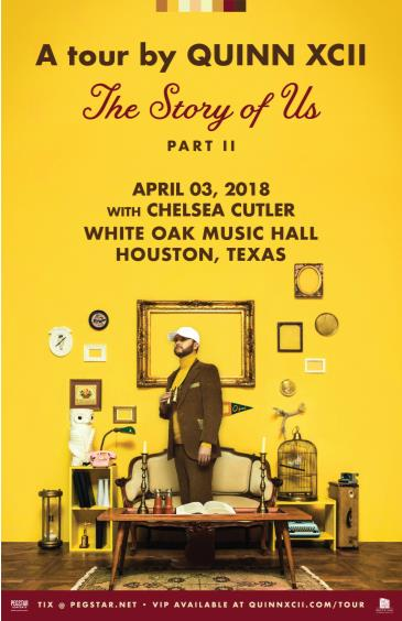 Quinn XCII - SOLD OUT: Main Image