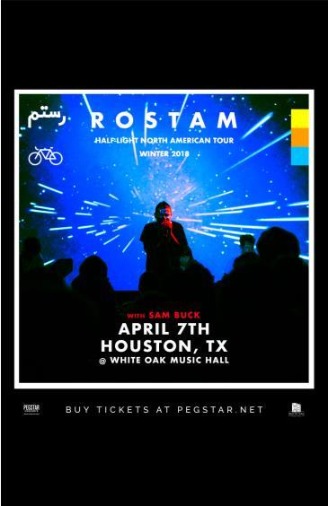 Rostam, Sam Buck: Main Image
