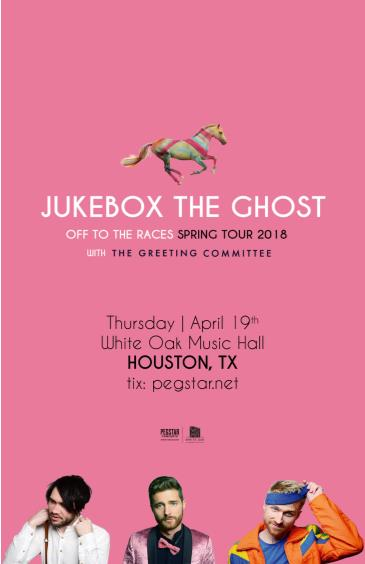 Jukebox The Ghost, The Greeting Committee: Main Image