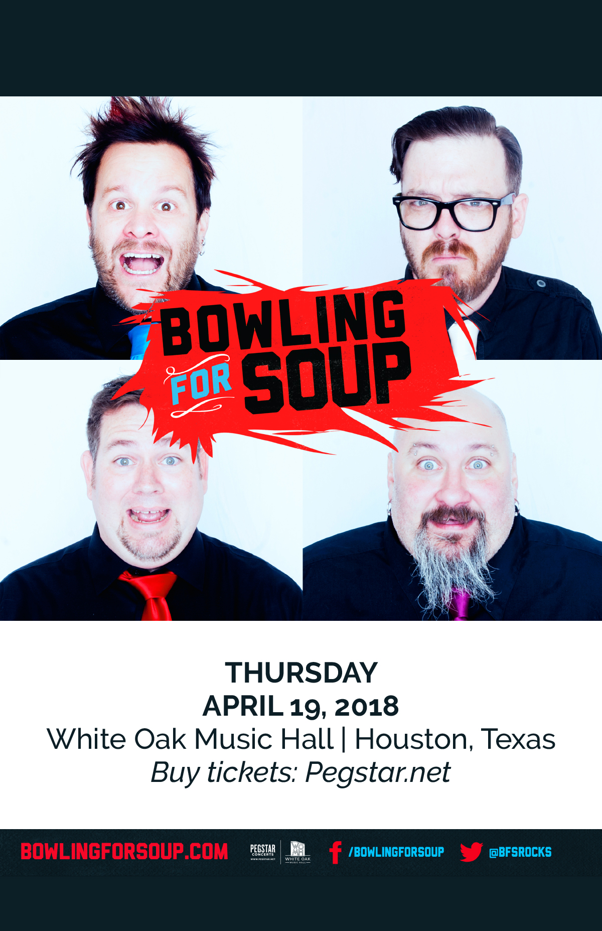 Bowling For Soup Tickets 04/19/18
