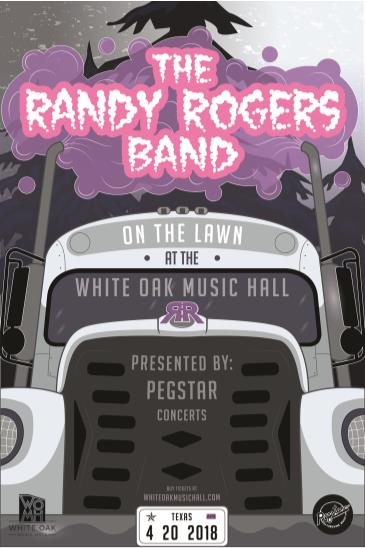 Randy Rogers Band, Red Shahan: Main Image