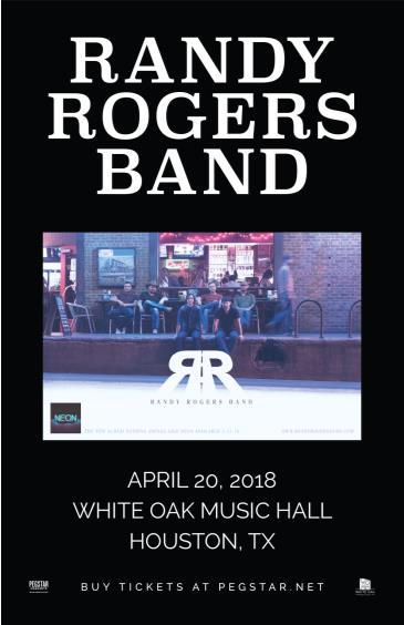 Randy Rogers Band: Main Image