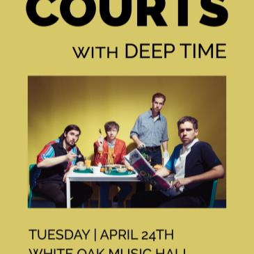 Parquet Courts, Deep Time-img