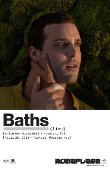 Baths, No Joy, Sasami Ashworth: Main Image