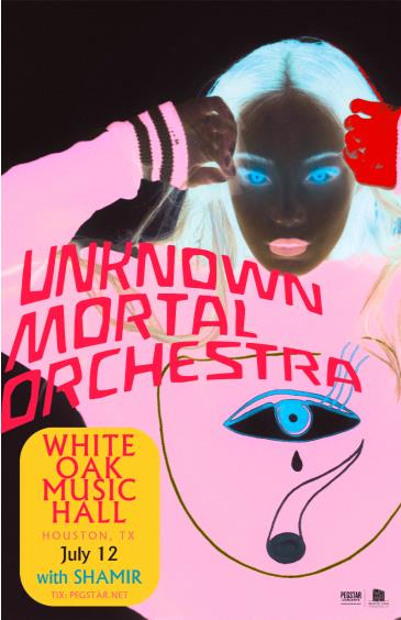 Unknown Mortal Orchestra, Shamir: Main Image