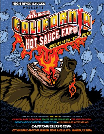 California Hot Sauce Expo: Main Image