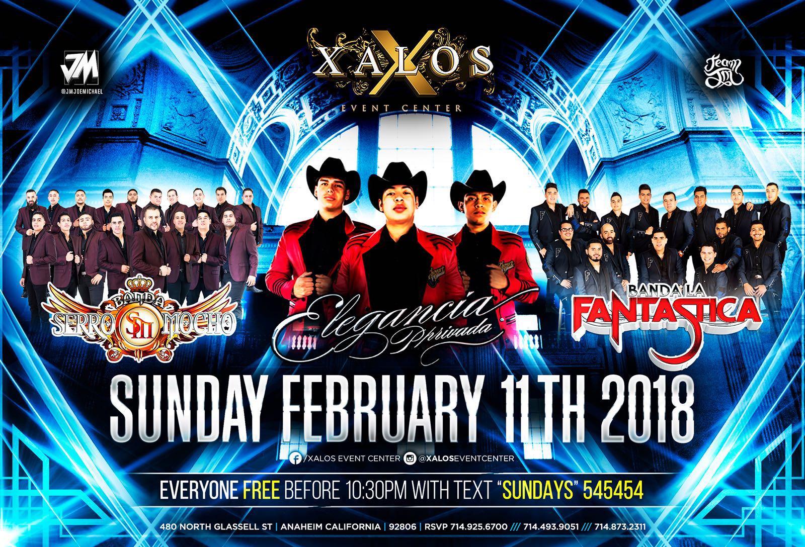 SUNDAY FUNDAY EN XALOS: Main Image