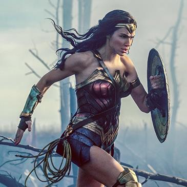Wonder Woman: Main Image