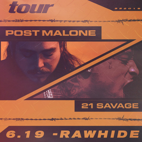 Post Malone Concert: Post Malone Tickets 06/19/18
