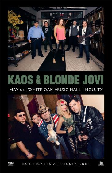 KAOS & Blonde Jovi: Main Image