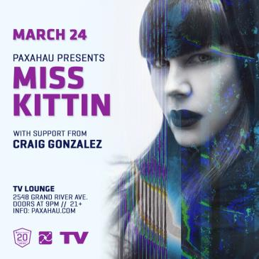 Paxahau Presents: Miss Kittin: Main Image