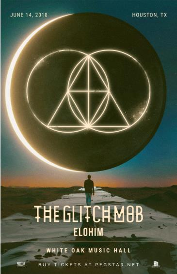 The Glitch Mob, Elohim, Hiram: Main Image