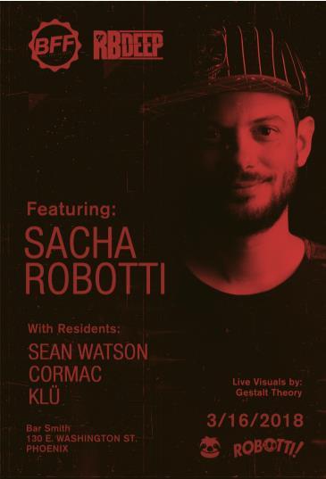 Sacha Robotti: Main Image