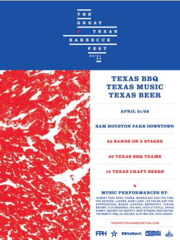 The Great Texas BBQ Festival: Main Image