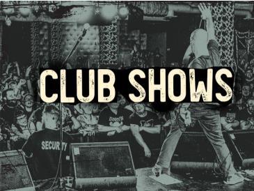 Punk Rock Bowling Club Shows: Main Image