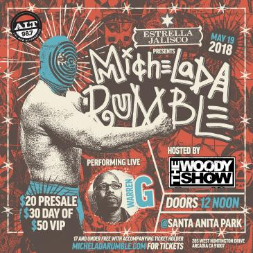 Michelada Rumble: Main Image