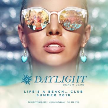 DJ NEVA at DAYLIGHT Beach Club: Main Image
