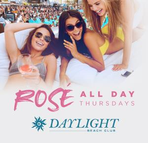 ROSÉ ALL DAY WITH NEVA at DAYLIGHT Beach Club: Main Image