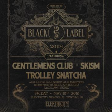 GENTLEMENS CLUB, SKISM, AND TROLLEY SNATCHA: Main Image