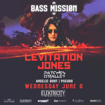 LEVITATION JONES (Limited Free w/ RSVP Before 10:30PM)-img
