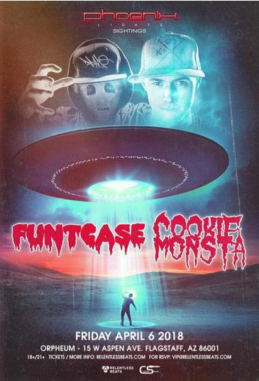 Funtcase x Cookie Monsta: Main Image