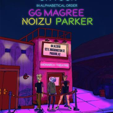 The Cookout On Tour ft. GG Magree, Noizu, Parker-img