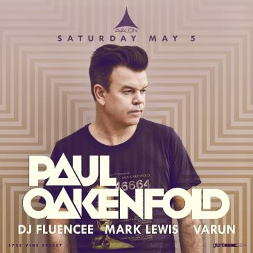 Paul Oakenfold: Main Image