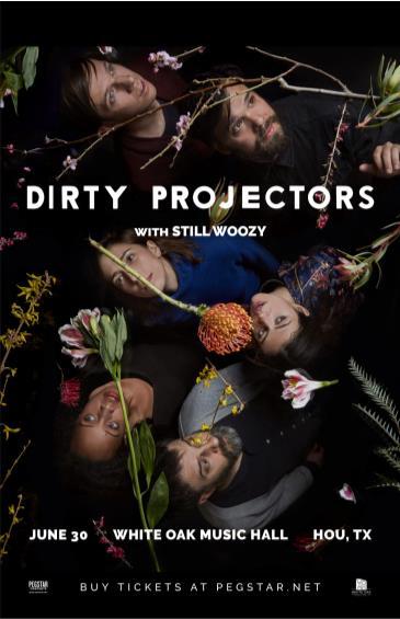 Dirty Projectors, Still Woozy: Main Image