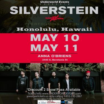 Silverstein Presented by Underworld Events-img