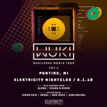 WUKI (Limited Free w/ RSVP Before 11PM): Main Image