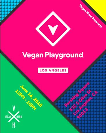 Vegan Playground: Main Image