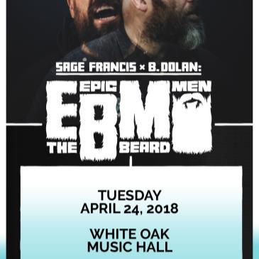 Epic Beard Men (Sage Francis & B. Dolan), Vockah Redu-img