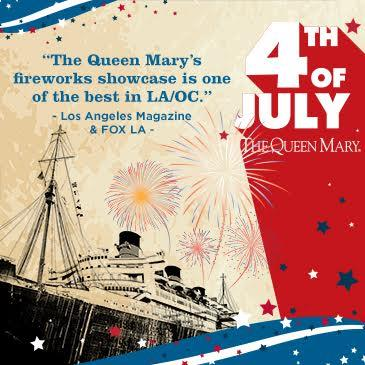 Queen Mary 4th of July, 2018: Main Image